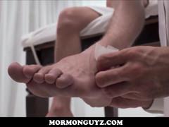 Mormon boy elder hanson knocked off by mormon church president