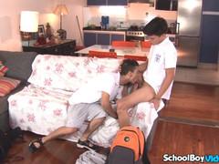 School boyz collection 17 colombian twinks blowing not cut prick