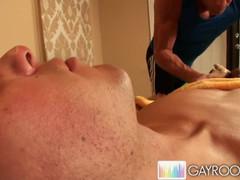 Gayroom -deep anal massage