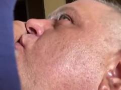 Hot tradie facial