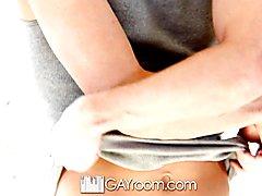 Gayroom - chase jackson becomes massage bait