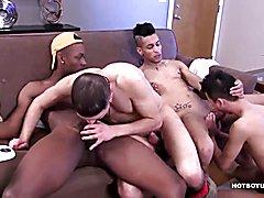 Teenage interracial gay sex sex fest