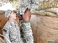 Nude gay military movies and teenage teens military xxx the troops are wild!