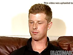 British dude dylan b loves stroking his penis for our pleasure