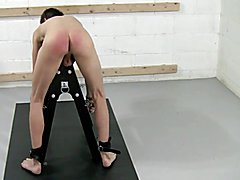 Spanking for a boy
