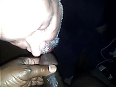 White men drinking darky piss