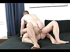 Hot stud enjoying lovely humble jock part3