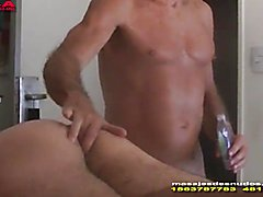 Massage naked sex masseur top by nudemassage
