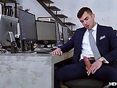Alex muller shags hard dani robles on his break