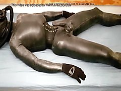 gay slave in latex will do anything