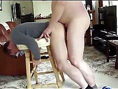 Fuck me papa! as you fuck a woman