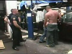 Hot Cops do hot stuff