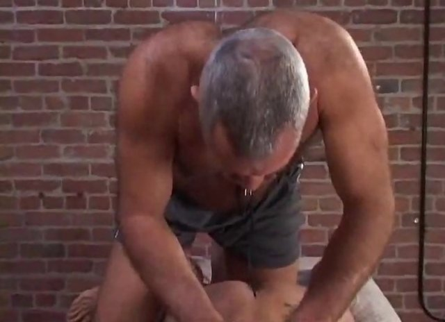 Hardcore gay massage