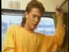 Gay Sex On A Train 1