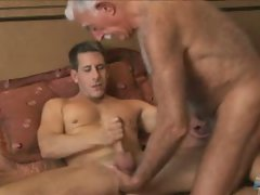 This gays are so HOT ! They come in a room and they cum , pleasure .