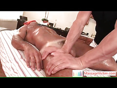 The insanely hot guy with the great body gets a fantastic gay massage in the video. Lots of ...