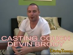 Today, I have an orally fixated hottie named Devin