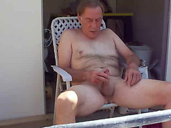 His homemade solo video is an outdoor exploration of