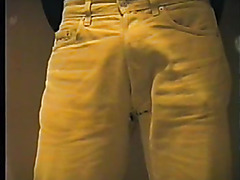 Pants go down to masturbate
