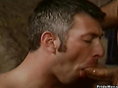 Daddy hunk suck and fuck