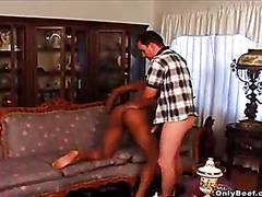 Daddy rims out black boy