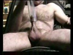 extreme penis vacuuming