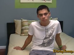 Today I`ve got cute little Arkansas transplant, Alec Grey, on the casting couch and it went ...
