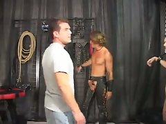 Jeff Palmer and  2 studs (barebacking)