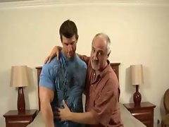 Ok, to me this is a VERY hot video. There will be bitching about the older man and talking a...