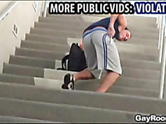 Guy gets sharked after the gym