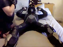 BMX bikers handjob video